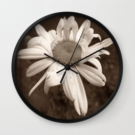 Imperfect Beauty Wall Clock
