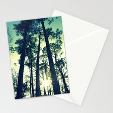 Towering Pines Stationery Cards
