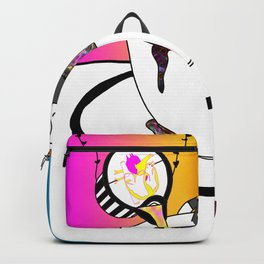 Half and Half Backpack