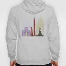 Bologna skyline poster Hoody