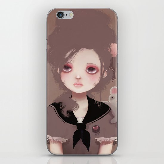 Emma (2011 version) iPhone & iPod Skin