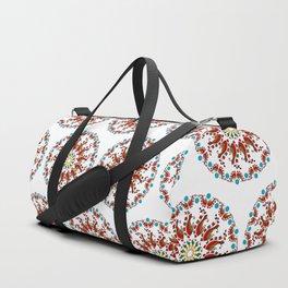 Hand drawn Mandala design Duffle Bag