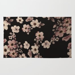 FLORAL PINK CHERRY BLOSSOM Rug