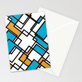 squaremodernsaw Stationery Cards