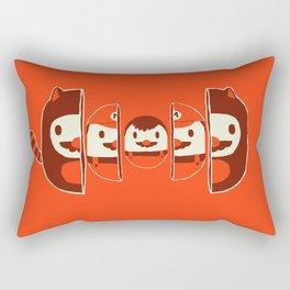 Mario-shka Rectangular Pillow