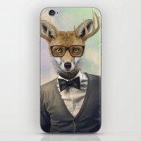 ben giles iPhone & iPod Skins featuring BEN by Hagara Stuff