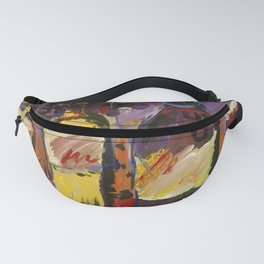 Wine Party  Fanny Pack