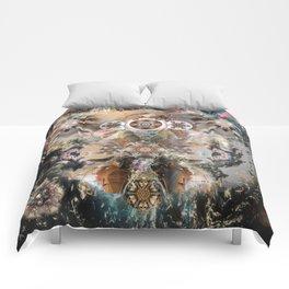 Udder Astral Explosion Comforters