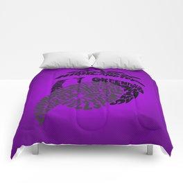 Raven Nation Comforters