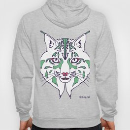 LYNX transparent Hoody