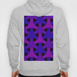 Geometric Design 2 (Purple) Hoody