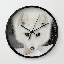 Fixated Wall Clock