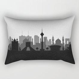 City Skylines: Tehran Rectangular Pillow