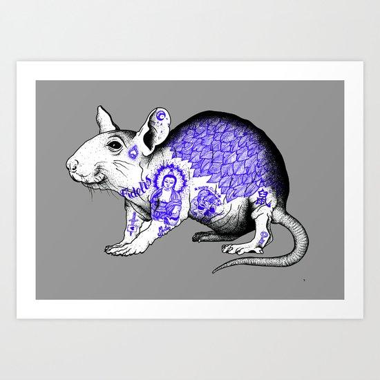 Ratty by judski