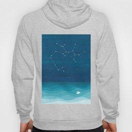 Sagittarius zodiac constellation Hoody