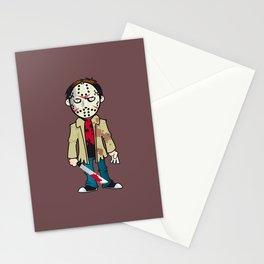 Jason of the Killer Lake Stationery Cards