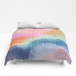 Colorful Fresco Comforters