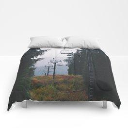 Ski Lift Comforters