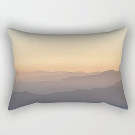Mountain Mist Rectangular Pillow