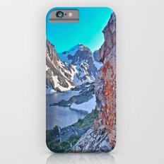 Froze To Death Lake Slim Case iPhone 6s