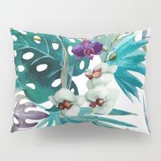 Tropical Floral Pattern 04 Pillow Sham