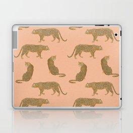sunset leopards Laptop & iPad Skin