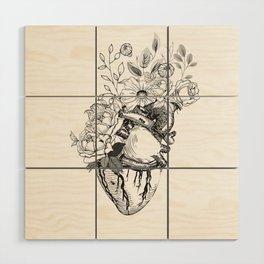 True Love Never Ends Wood Wall Art