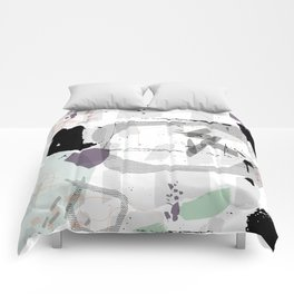 Controlled Chaos Comforters