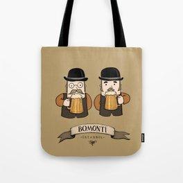 Bomonti, Istanbul Tote Bag
