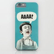 AAAA! (Blue) iPhone 6s Slim Case