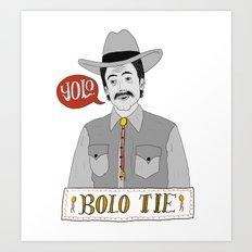 Yolo Bolo Art Print