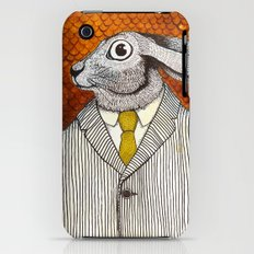 El conejo careta Slim Case iPhone (3g, 3gs)