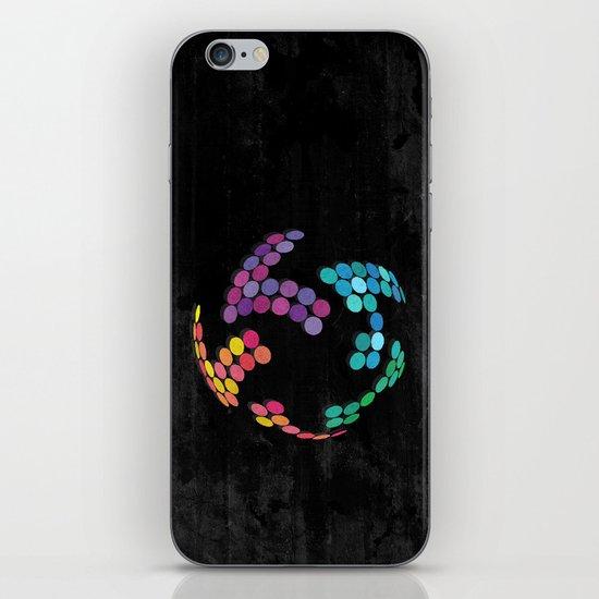 Globe iPhone & iPod Skin