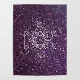 Star of Metatron Poster