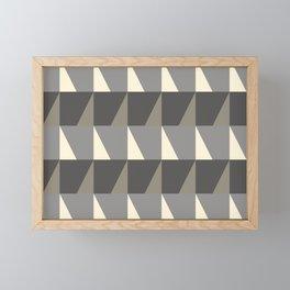 Cosy Concrete Framed Mini Art Print
