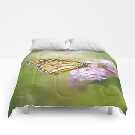 Spring Lilacs  Comforters