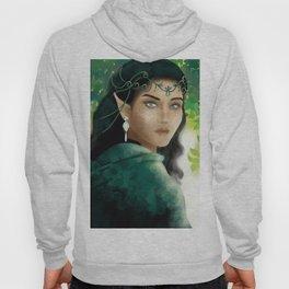 Forest Elf Girl Hoody