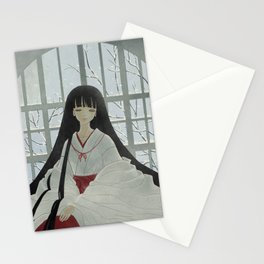winter 2 Stationery Cards
