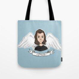 Angel Harry Tote Bag
