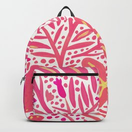 Garden – Pink Palette Backpack