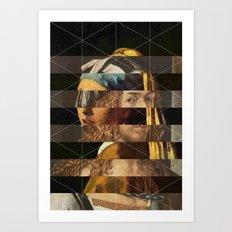 Dürer van Meer Art Print