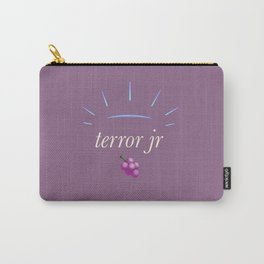 Terror Jr Grape | Unofficial Terror Jr Merch Carry-All Pouch