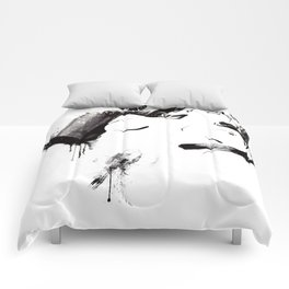 Nude Beauty #3 Comforters