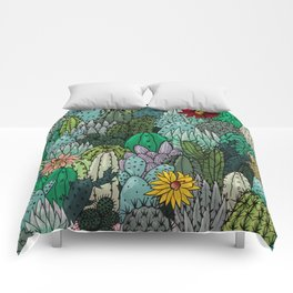 Cactus Collection Comforters