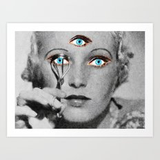 Cosmetic and Other Changes Art Print