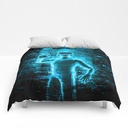 Virtual Reality User Comforters