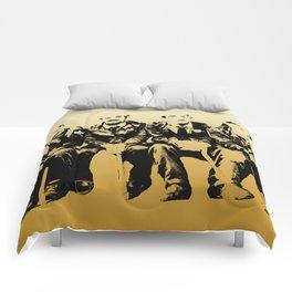 The Chaplins Comforters