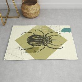 Beetle colors Rug