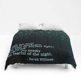 I Have Loved the Stars Comforters