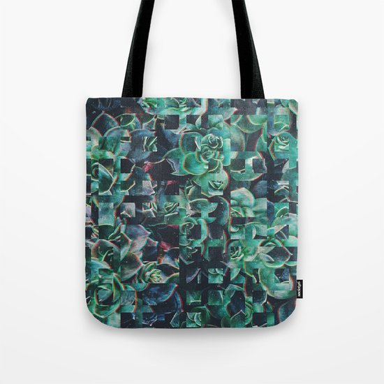 Fractions 06 Tote Bag